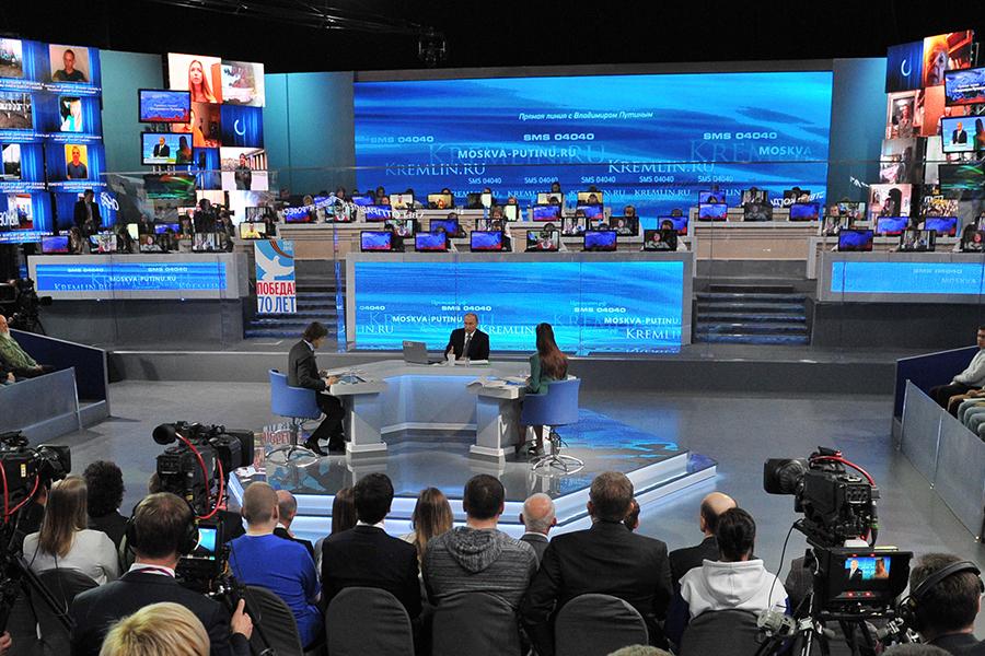 Фото:Михаил Климентьев / пресс-служба президента РФ / ТАСС