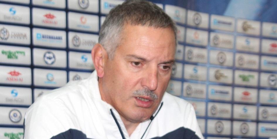Бывший главный тренер «Мордовии» Федор Щербаченко