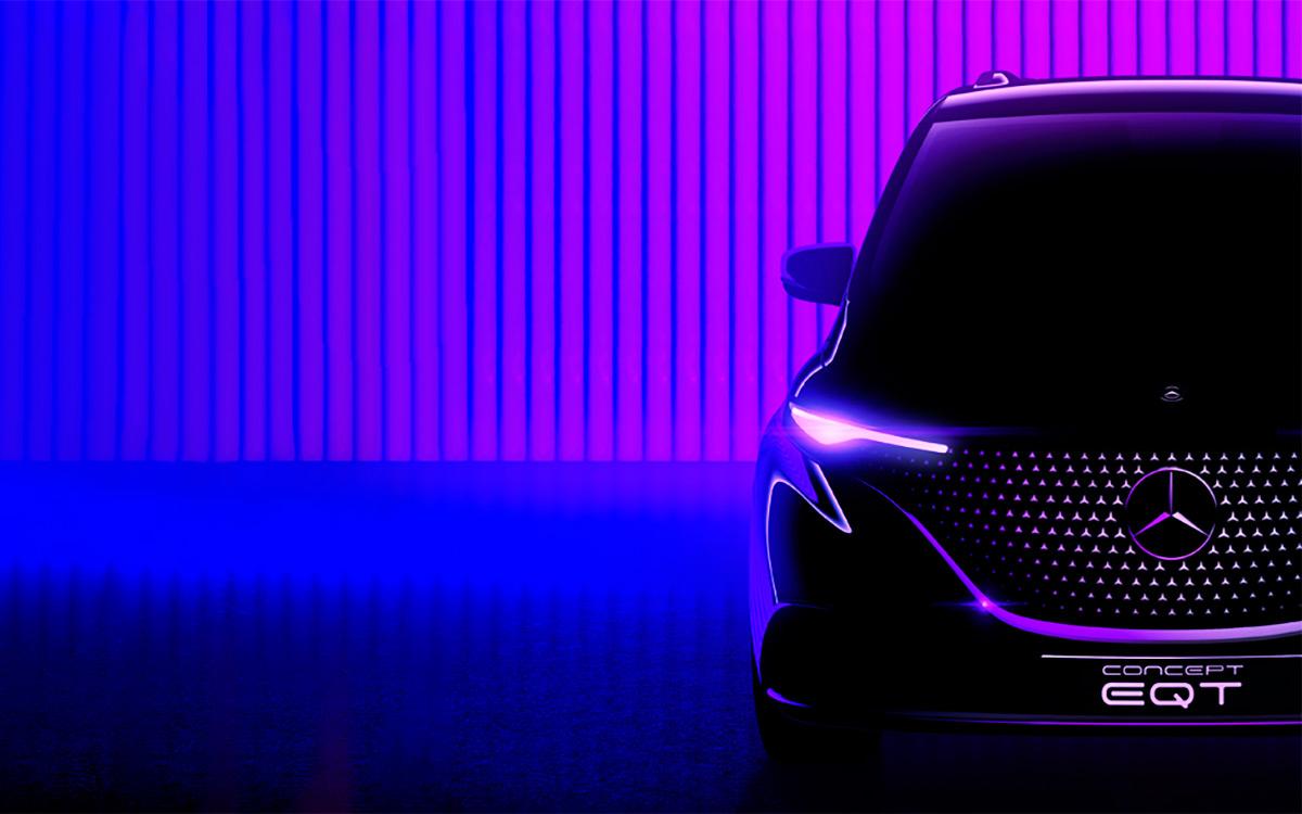Mercedes-Benz анонсировал премьеру нового компактвэна :: Autonews