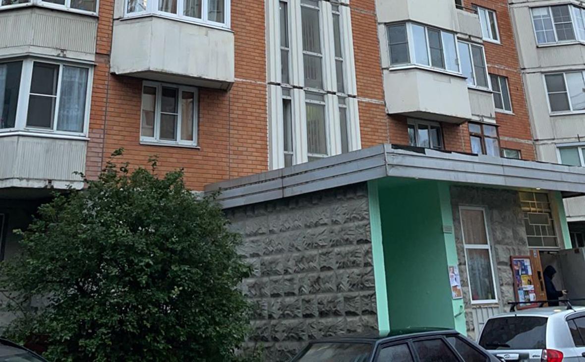 Дом на улице Полярной в Москве