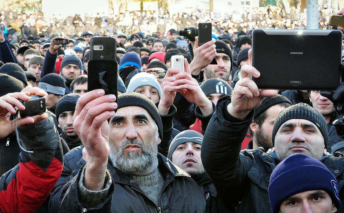 Фото: Сергей Расулов / РИА Новости