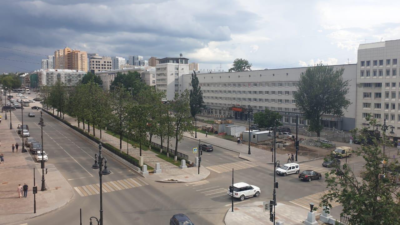 Температура воздуха в Пермском крае будет ниже климатической нормы