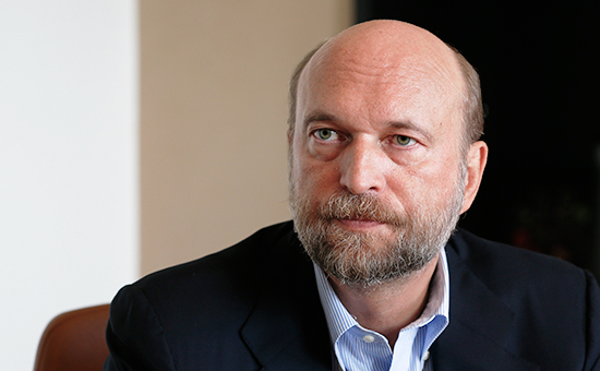 Основатель Межпромбанка Сергей Пугачев