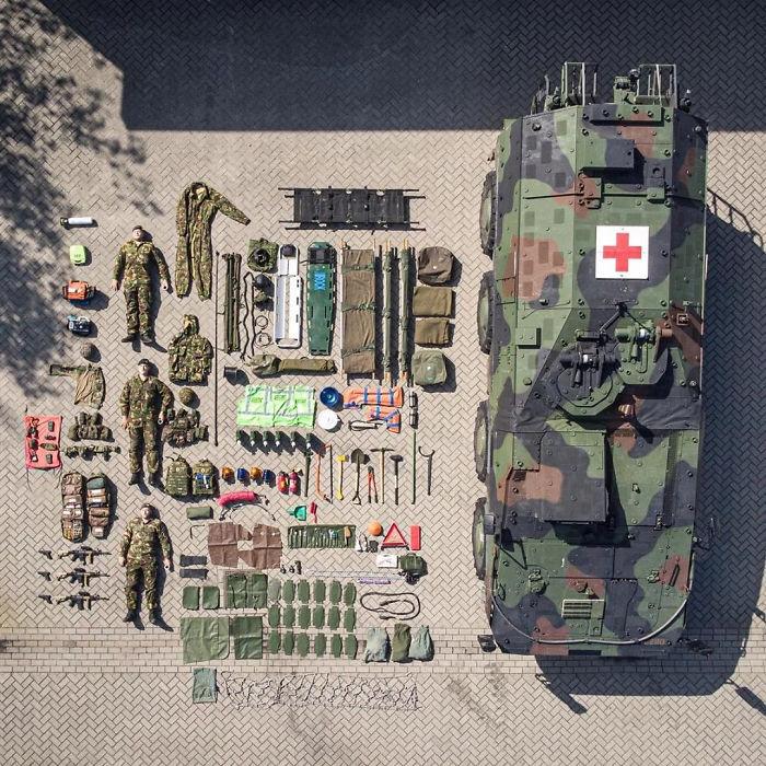 <p>Военные из Нидерландов</p>