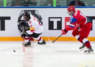 Россия Швейцария юниоры