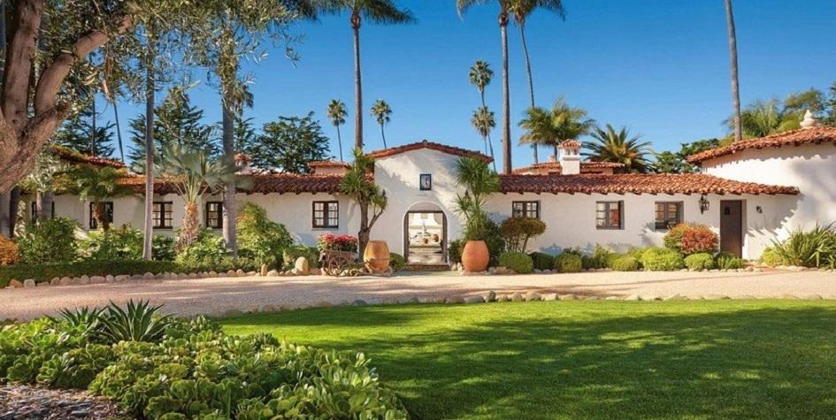 Пляжный дом Никсона в Калифорнии. Фото из объявления о продаже