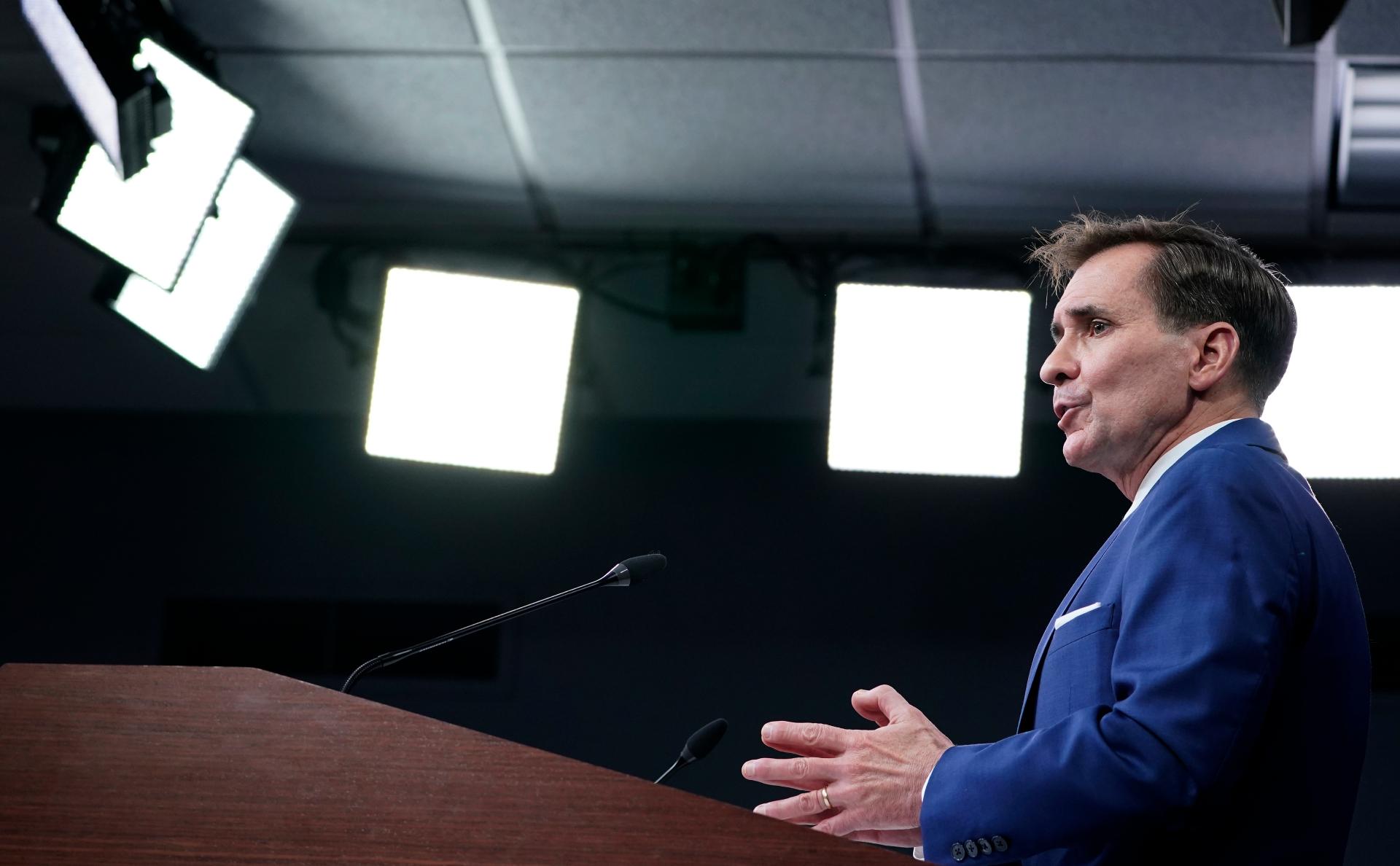 Пентагон призвал Россию прекратить преследование судов в Черном море