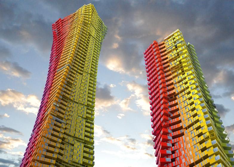 Конструктор для строителей: архитекторы предложили новые способы возведения небоскребов