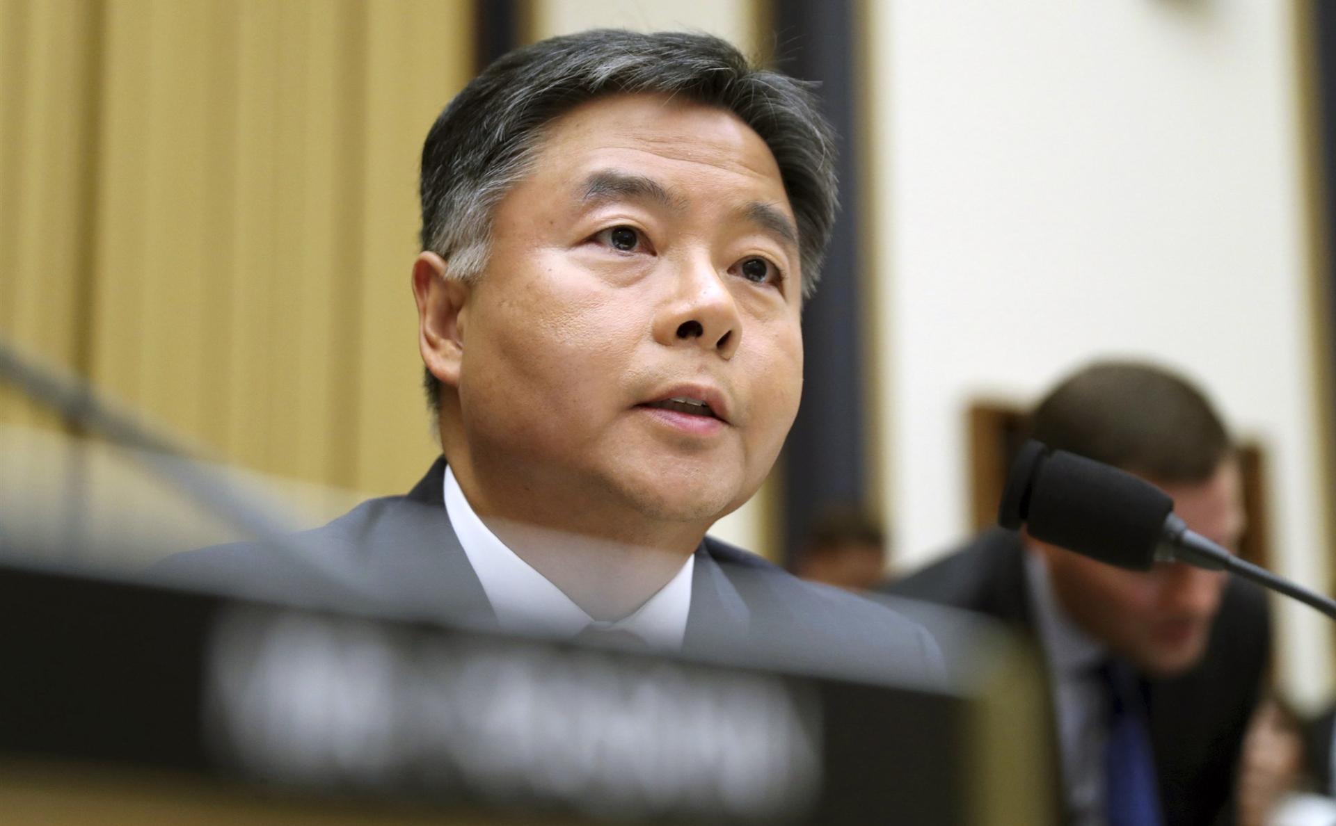 Конгрессмен Тэд Лью