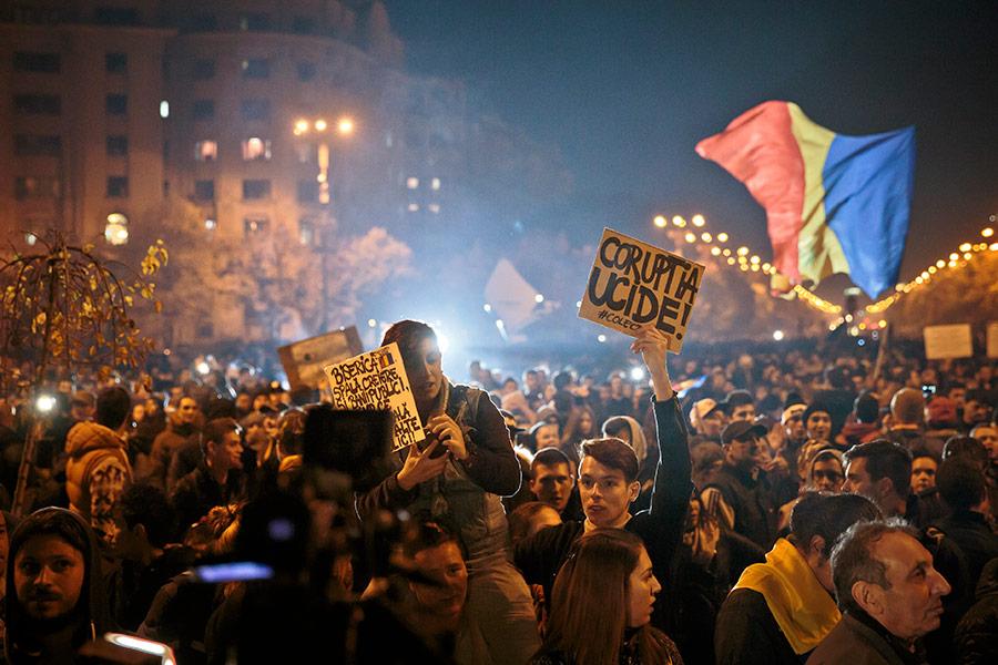 Фото:Vadim Ghirda / AP