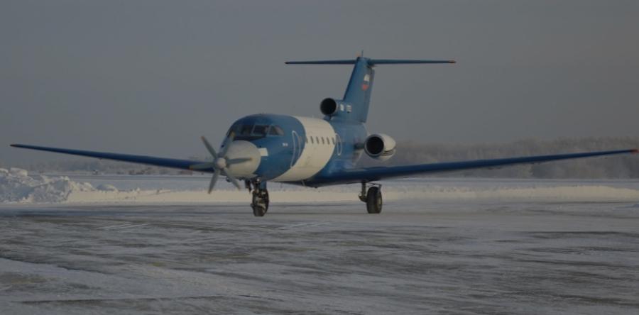 Ученые надеются, что к 2030 году технологии позволят создать региональный самолет на гибридной схеме, как у Як-40ЛЛ