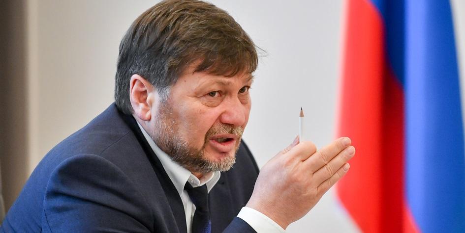 Заместитель министра спорта России Одес Байсултанов