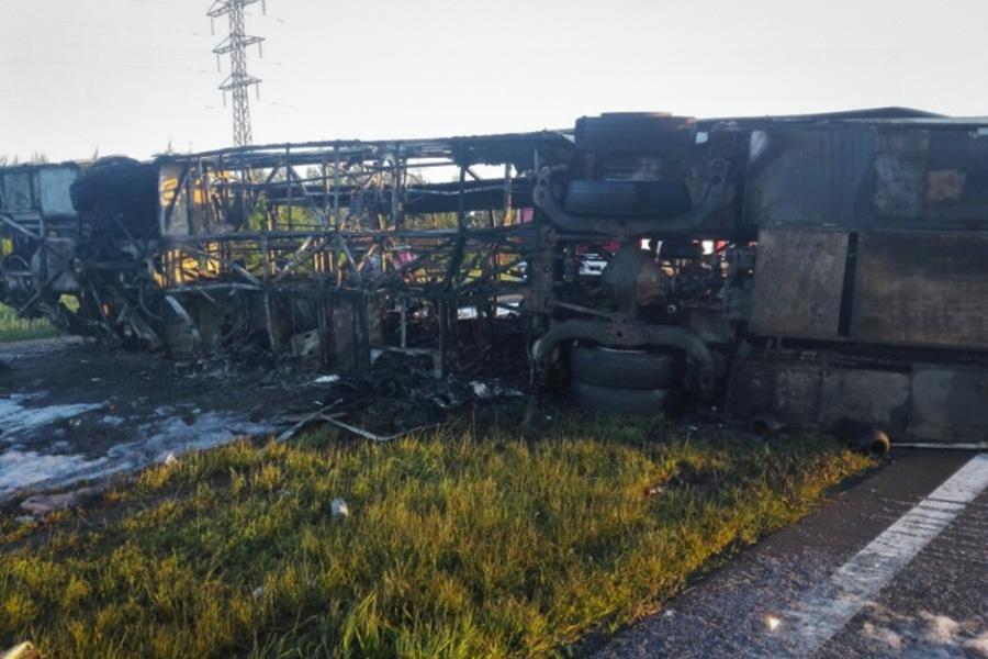 Последствия аварии в Татарстане