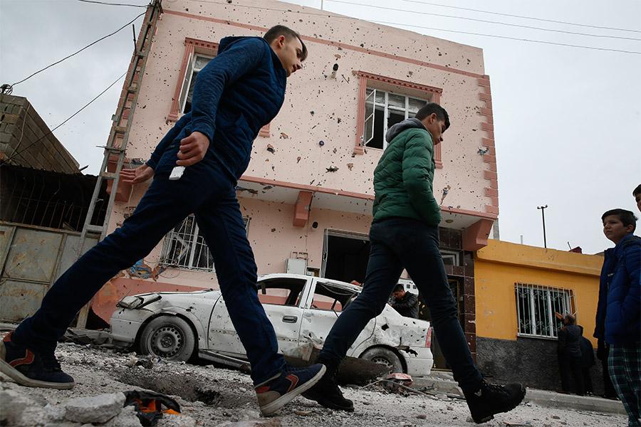 Фото:Lefteris Pitarakis / AP