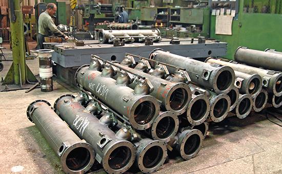 РаботаВоронежского механического завода
