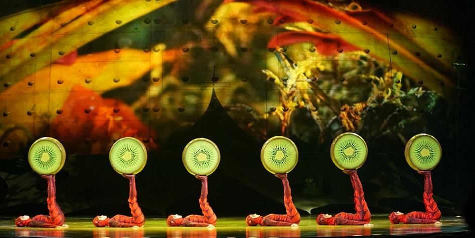 Фото: Официальный сайт Цирка дю Солей