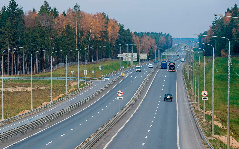 Власти планируют узаконить штрафы за превышение средней скорости.