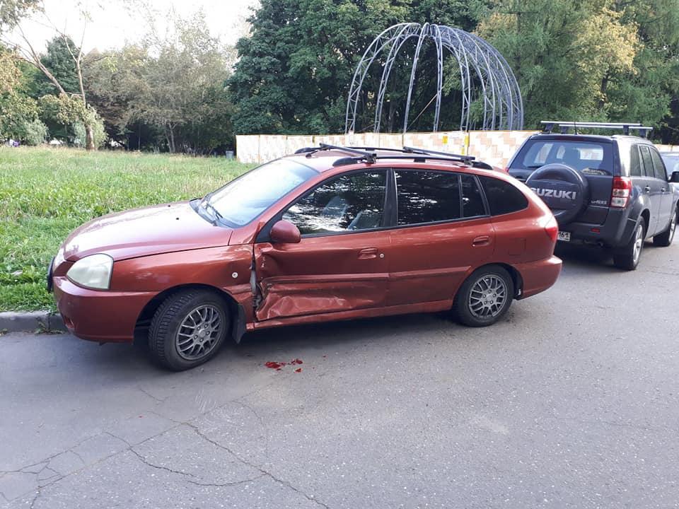 Москвича оштрафовали на 5 тысяч рублей за ДТП, которого он не совершал