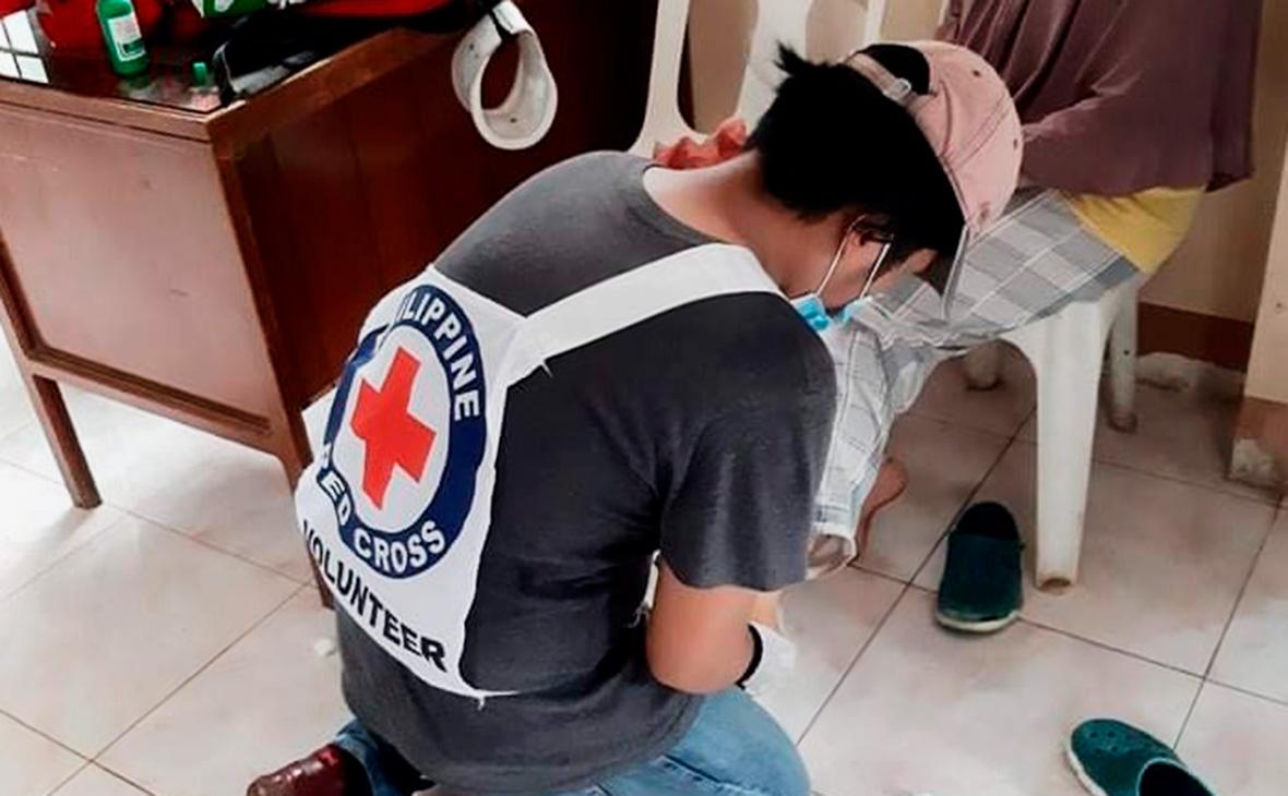 Фото: philredcross / Twitter