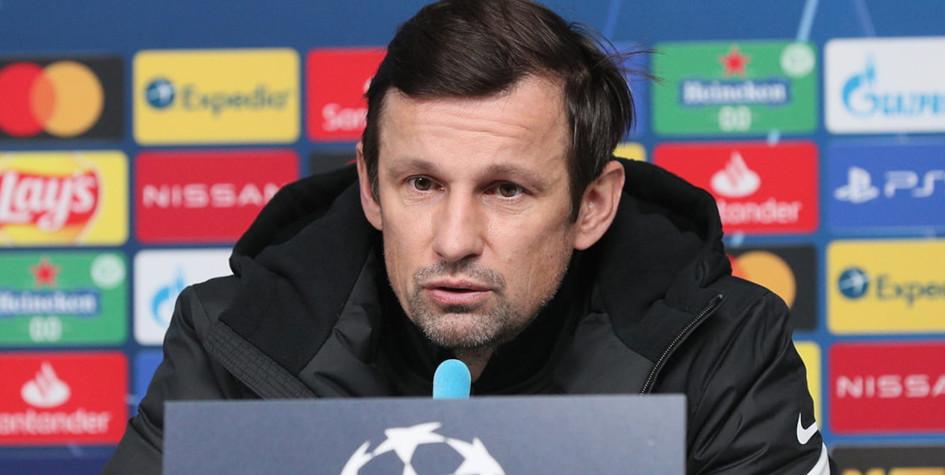 Тренер «Зенита» попросил набраться терпения после трех поражений подряд