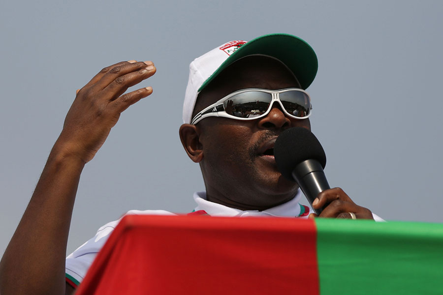Бурунди Пьер Нкурунзиза