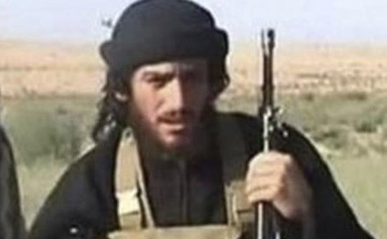 Один из главарей и «официальный представитель по работе со СМИ» «Исламского государства» (запрещенная в России террористическая организация) Абу Мухаммед аль-Аднани