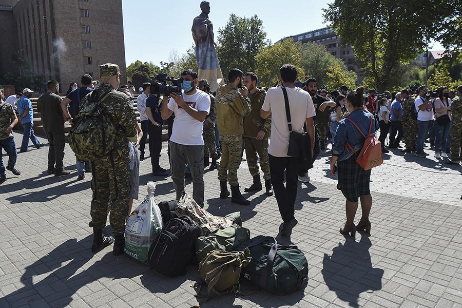 Фото:Мелик Багдасарян / EPA / ТАСС