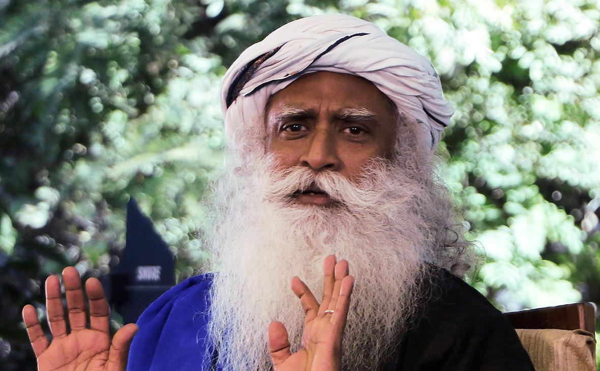 Индийский гуру рассказал сотрудникам Сбербанка об отсутствии завтра