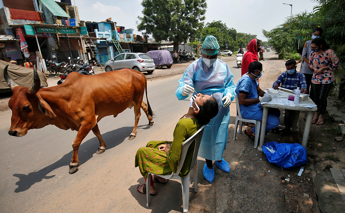 Фото: Amit Dave / Reuters