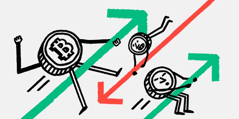 «Путь к новым максимумам». Почему $50 тыс.— важный уровень для биткоина :: РБК.Крипто