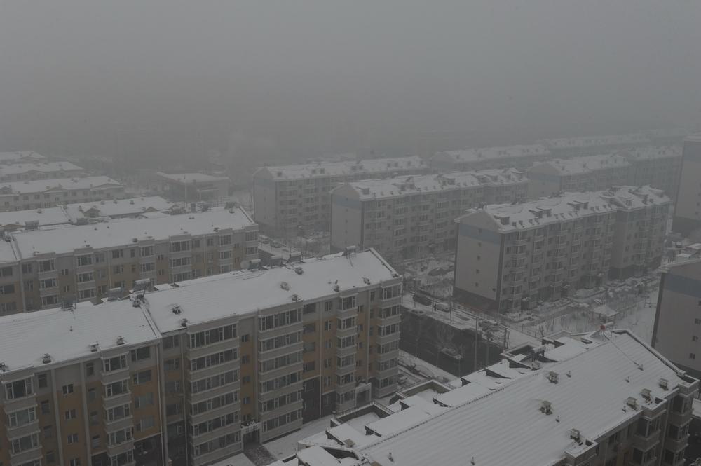 Хрущевки провинции Гирин