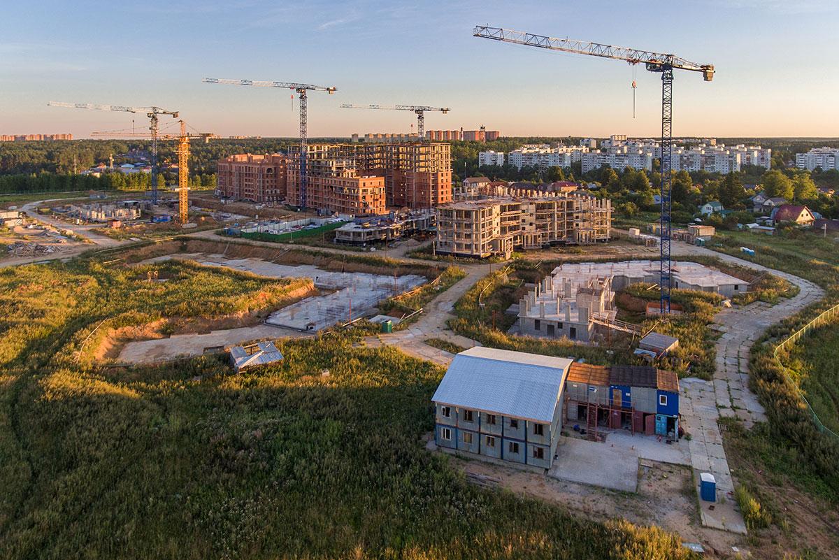 Ранее ДОМ.РФ опубликовал график достройки всех домов в жилых комплексах Urban Group