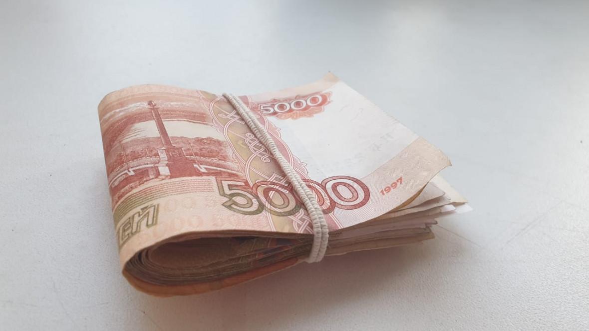 В Прикамье резко вырос уровень среднемесячной заработной платы