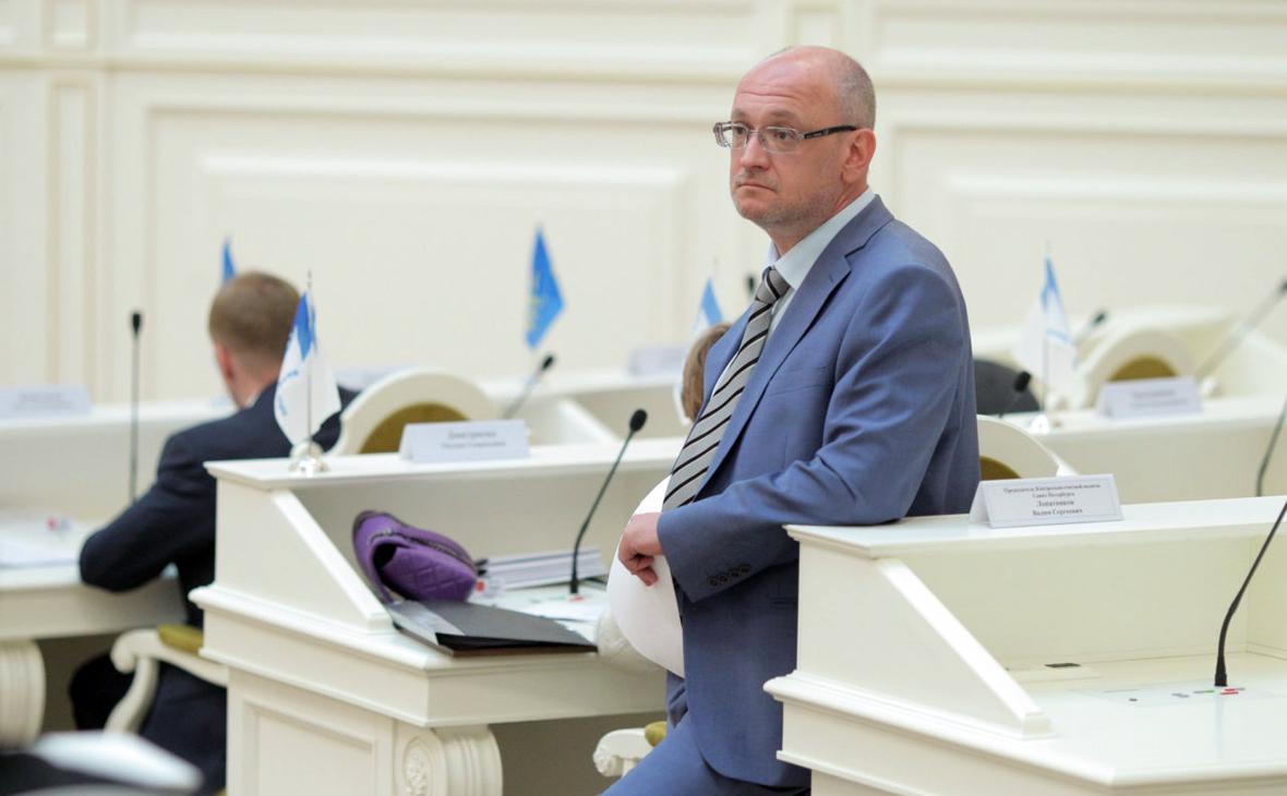 Петербургский депутат Резник ответил на сообщения о задержании