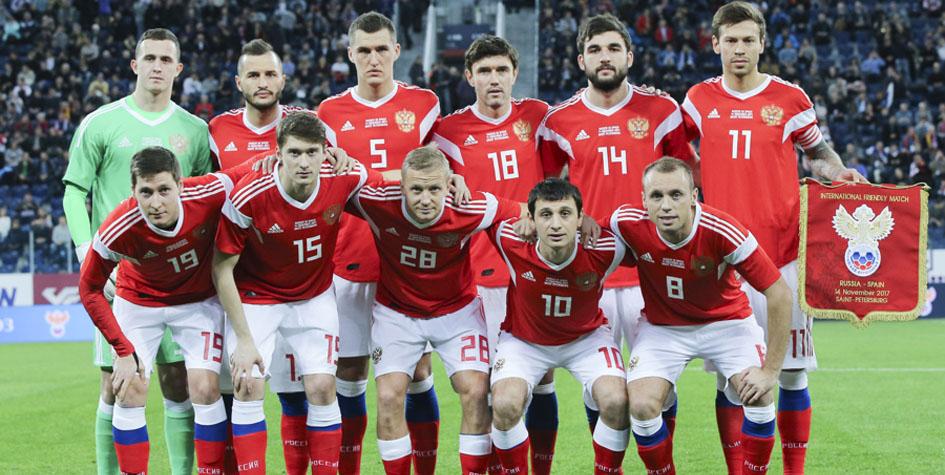 Сборная России опередила Саудовскую Аравию в рейтинге ФИФА