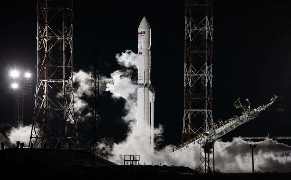 Запуск ракеты-носителя «Зенит-2SБ». 26 декабря 2017 года