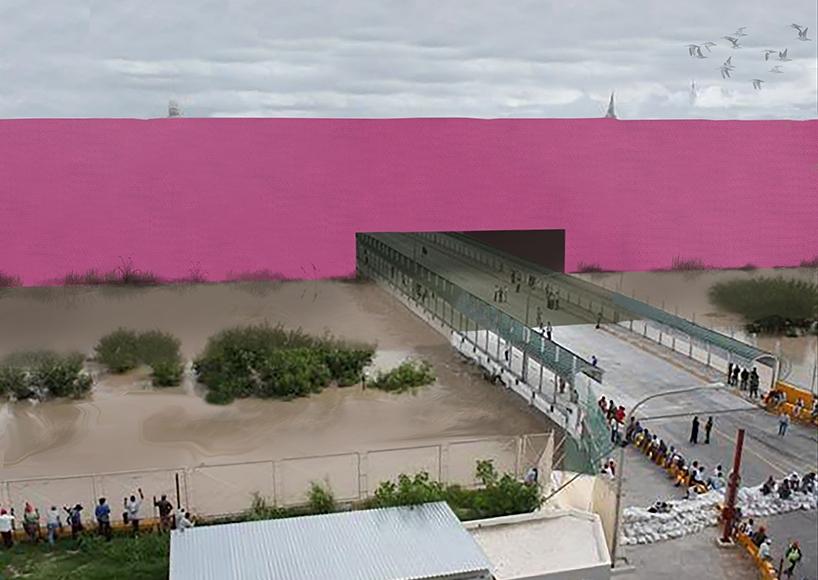 Инфраструктура, обустроенная встене, позволит создать 6 млн рабочих мест дляамериканцев. Рядом стюрьмой будет расположен торговый центр, анакрыше стены—смотровая площадка: граждане США смогут подниматься туда, чтобыпосмотреть насоседнюю Мексику сверхувниз, говорится вописании проекта