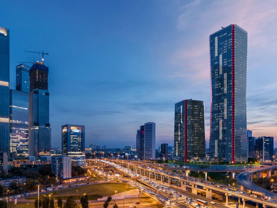 Цифровой небоскреб iCity построят в «Москва-сити»: подробности