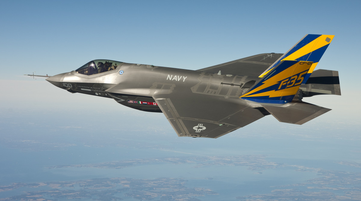 Фото: U.S. Navy / Getty Images