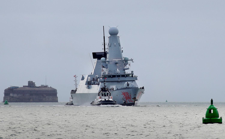 Фото:Королевский флот Великобритании