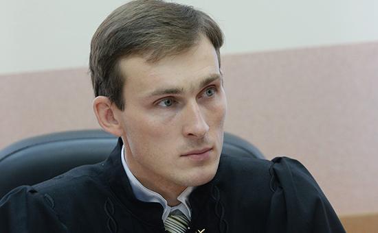 Судья Судогодского районного суда Владимирской области Илья Галаган