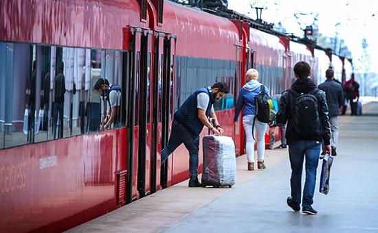Поезд «Аэроэкспресс»