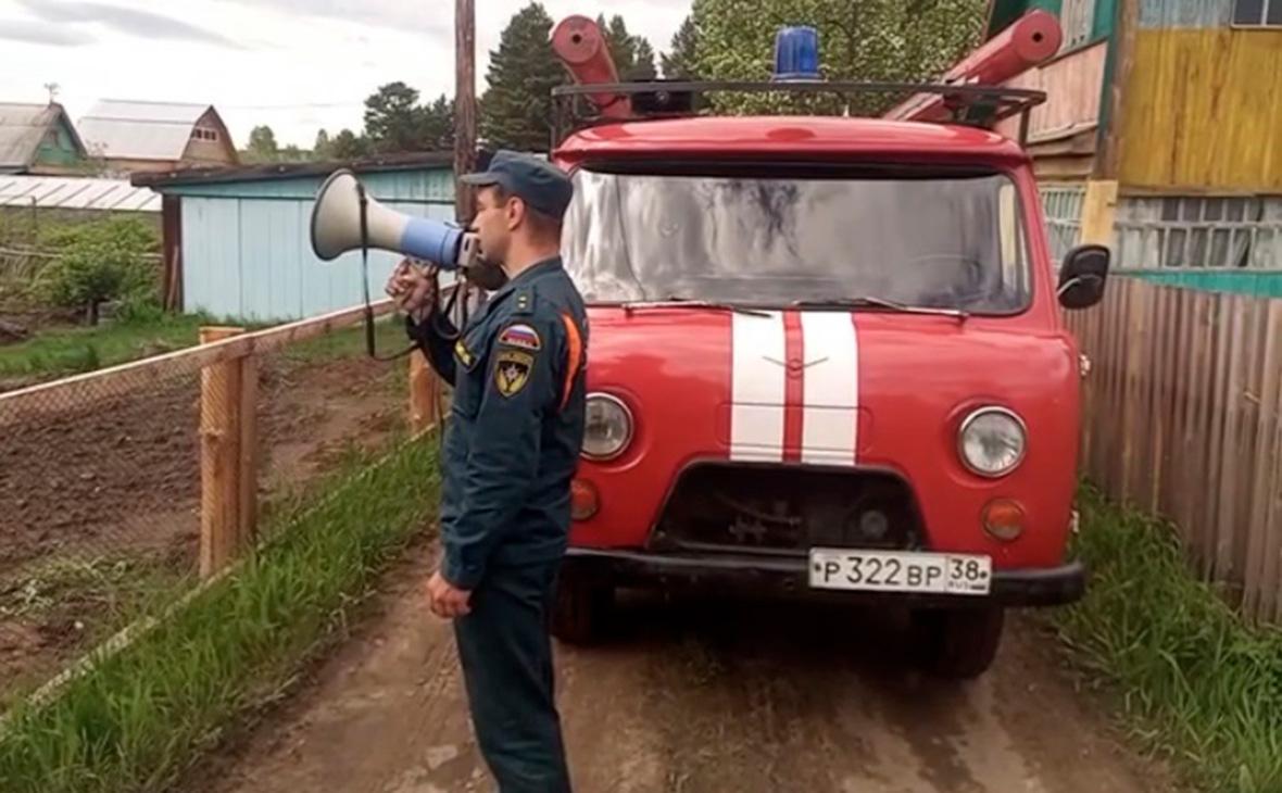 Фото:ГУ МЧС по Иркутской области