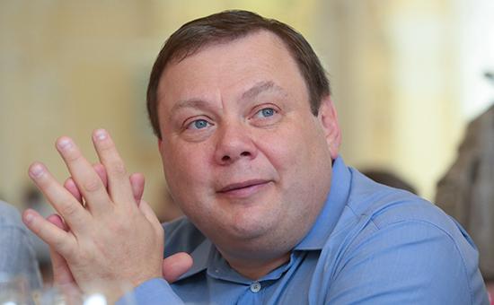 Один изоснователей «Альфа-Групп» Михаил Фридман
