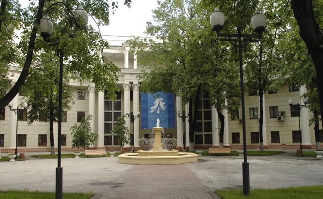 Главное здание Центральной киностудии детских и юношеских фильмов имени Горького