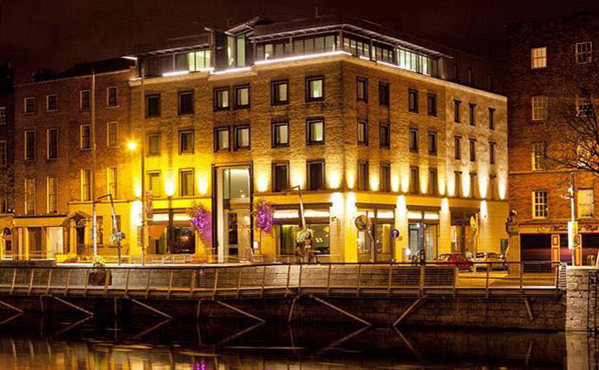 Отель Morrison в Дублине