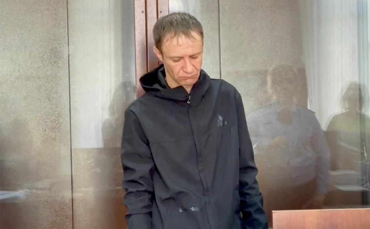 Антон Бережной