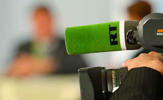 В Великобритании заблокировали счета телеканала rt Общество РБК