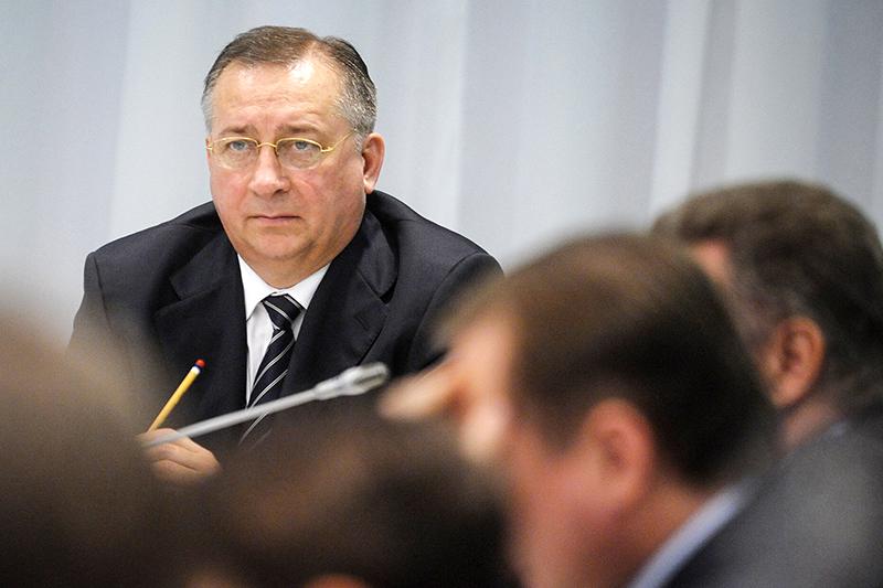 Президент ОАО «АК «Транснефть» Николай Токарев