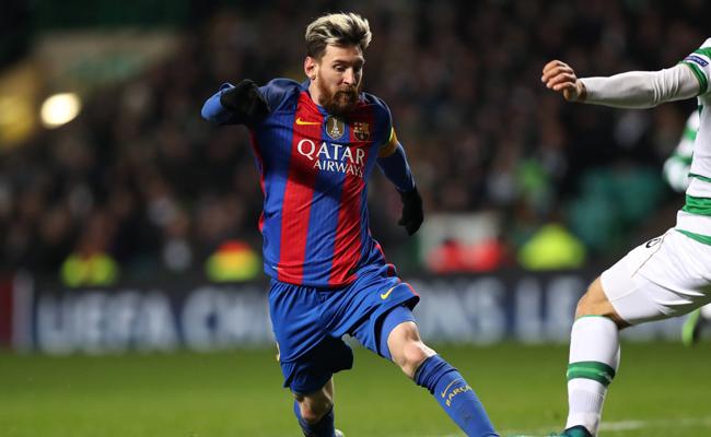 Тренер «Барселоны» прокомментировал возможный уход Месси